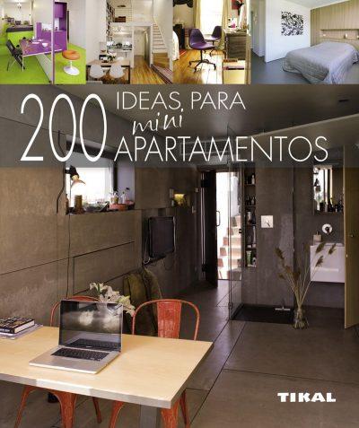 200 ideas para miniapartamentos