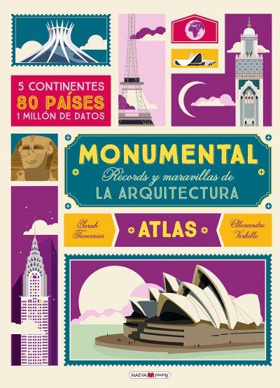 Atlas Monumental: Récords y maravillas de la arquitectura