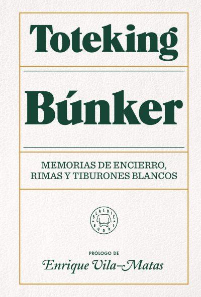 Búnker: Memorias de encierro, rimas y tiburones blancos