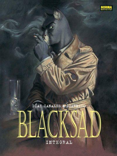 Blacksad. Integral