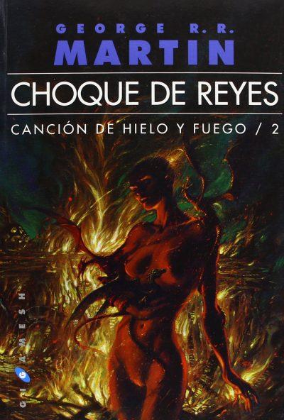 Canción de hielo y fuego: Choque de reyes/2