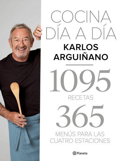Cocina día a día: 1095 Recetas. 365 Menús para cada estación