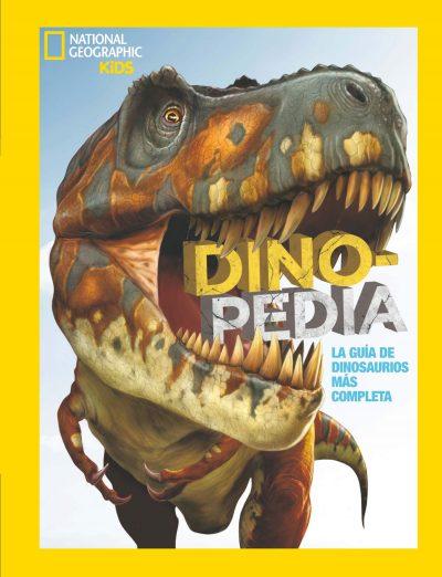 Dinopedia: La guía de dinosaurios más completa