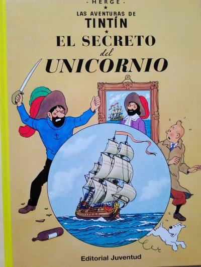 Las aventuras de Tintín. El secreto del unicornio