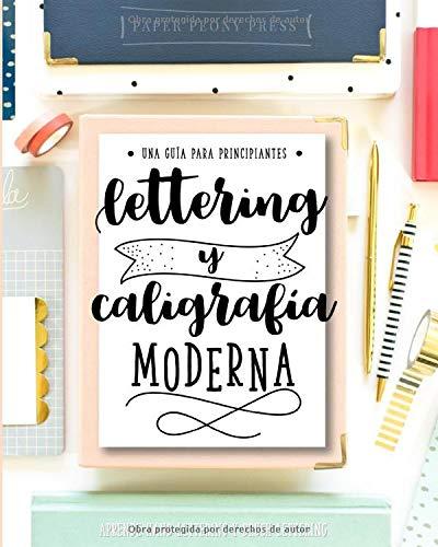 Lettering y caligrafía moderna