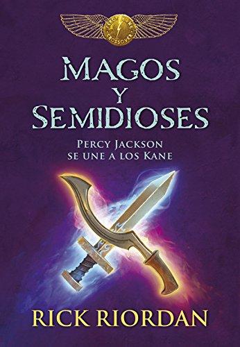 Magos y semidioses: Percy Jackson se une a los Kane