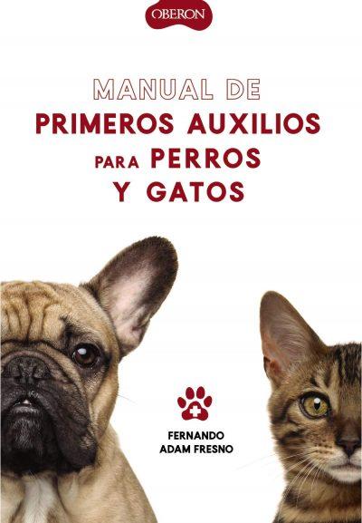 Manual de primeros auxilios para perros y gato