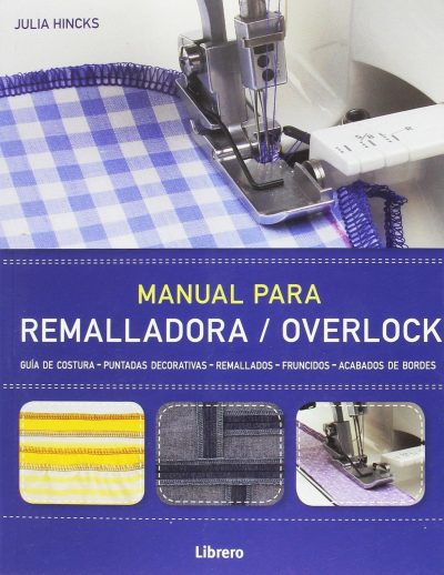 Manual para remalladora