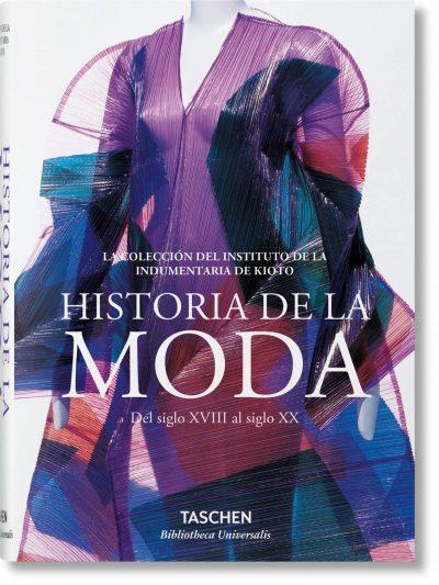 Moda. Una historia desde el siglo XVIII al siglo XX.