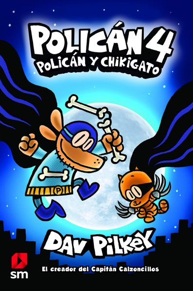 Polican 4: Policán y Chikigato