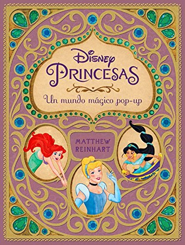 Princesas. Un mundo mágico pop-up