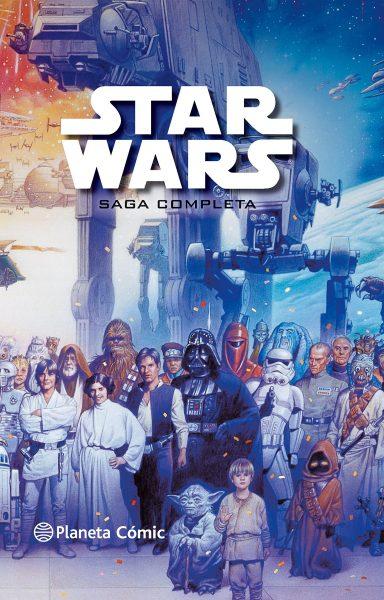 Star Wars. Saga completa
