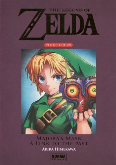 The Legend of Zelda: Majora's Mask a link to the past