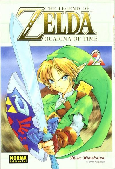 The Legend of Zelda. Ocarina of time 02