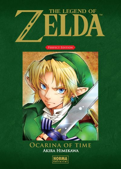 The Legend of Zelda. Ocarina of time
