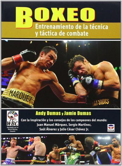 Boxeo. Entrenamiento de la técnica y táctica de combate