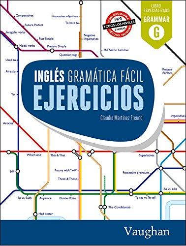 Inglés gramática fácil. Ejercicios