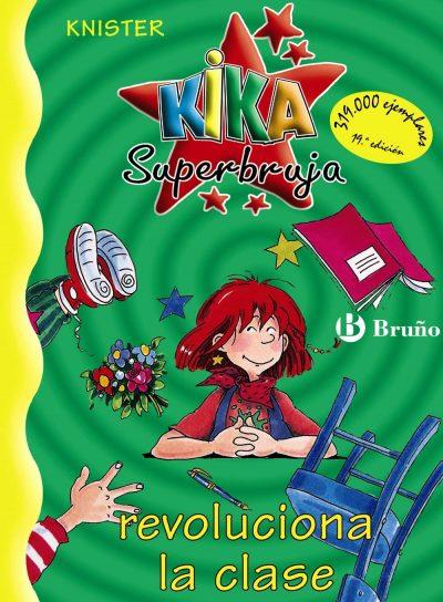 Kika Superbruja revoluciona la clase