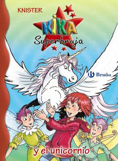 Kika Superbruja y el unicornio