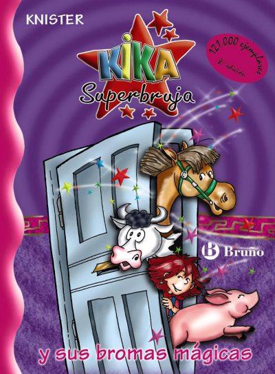 Kika Superbruja y sus bromas mágicas