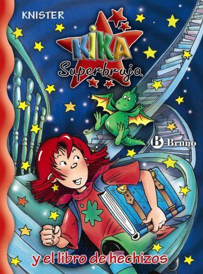 Kika superbruja: y el libro de hechizos