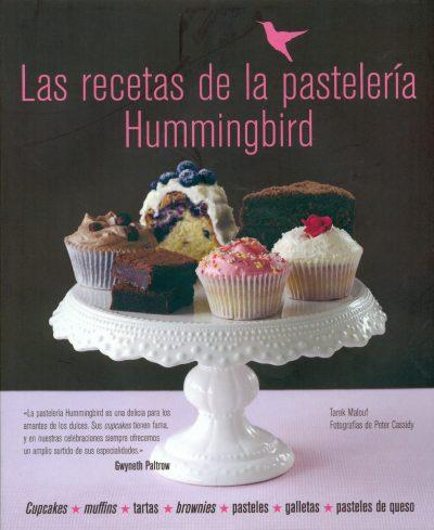 Las recetas de la pastelería Hummingbird