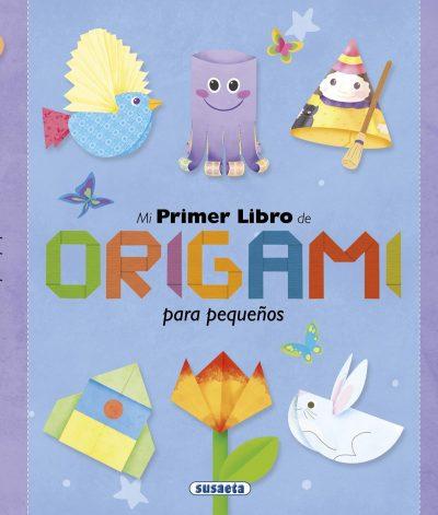 Mi primer libro de origami para pequeños