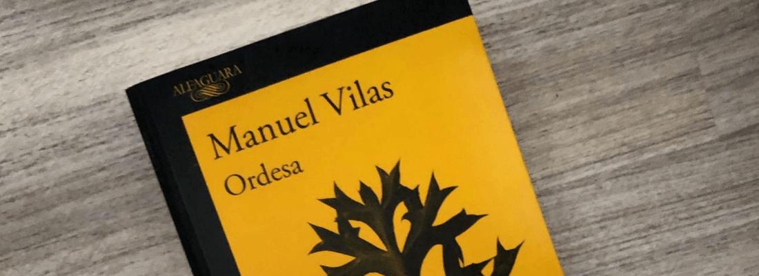 Reseña – Ordesa de Manuel Vilas
