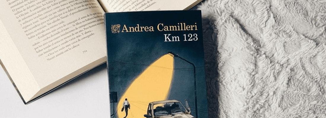 Reseña de Km 123 de Andrea Camilleri