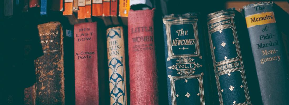 ¿Qué hacer con los libros viejos?