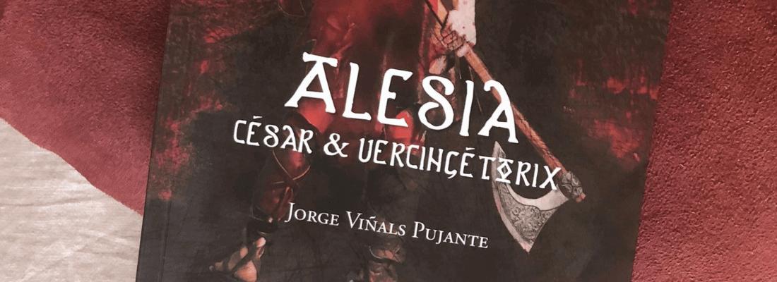 """Reseña de """"Alesia. César y Vercingétorix"""""""